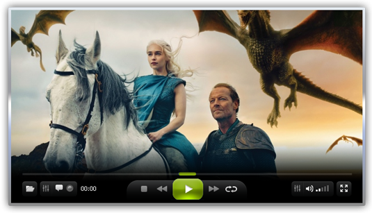 Watch movies from torrent network